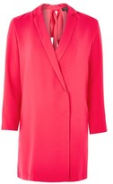 Topshop Bow Back Blazer Dress