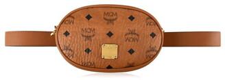 MCM Essential Original Visetos Belt Bag