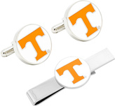 Cufflinks Inc. Men's Tennessee Volunteers Cufflink/Tie Bar