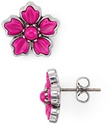 Marc Jacobs Floral Stud Earrings