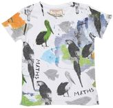 Myths Animals Printed Cotton Jersey T-Shirt