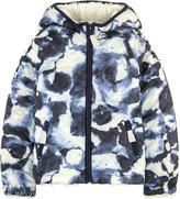 Catimini Reversible padded coat