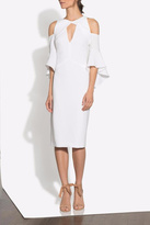 Shoshanna Varennes White Dress