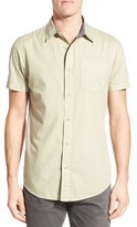 Original Paperbacks Men's 'Torino' Short Sleeve Woven Shirt
