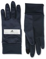 adidas by Stella McCartney Stella McCartney black running gloves