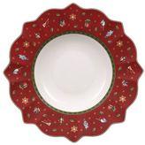 Villeroy & Boch Toys Delight Deep Plate Red
