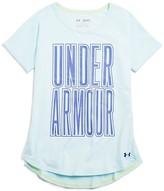 Under Armour Girls' High Low Tech Tee - Sizes XS-XL