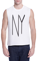 Earnest Sewn Troy NY Muscle Tee