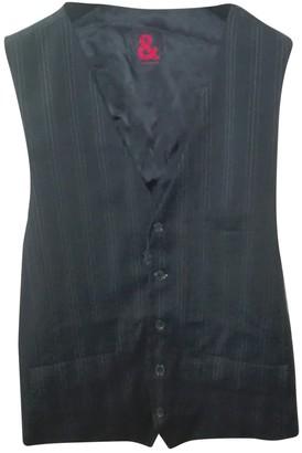 Dolce & Gabbana Blue Wool Knitwear for Women