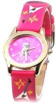 Funky Carvel Rock Kitten Watch Key Ring Purse Girls Jewellery Gift Set G318.71CA