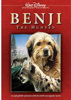 Disney Benji the Hunted DVD