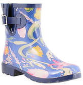 NOMAD Rubber Rain Boots - Droplet III Flower F