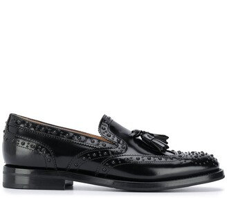 Church's Tamaryn 2 Met studded loafers