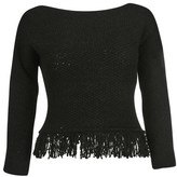 Fabiana Filippi Fringed Sweater