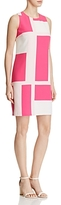 Vince Camuto Geo Print Shift Dress - 100% Exclusive