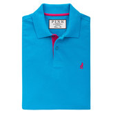 Brandon Plain Classic Fit Polo Shirt