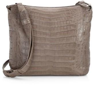 Nancy Gonzalez Small Crocodile Crossbody Bag