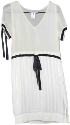 Paul & Joe White Silk Dress for Women