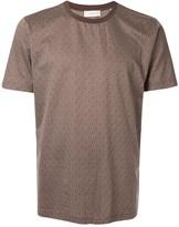 Cerruti geometric print T-shirt
