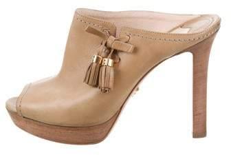 a5af6d7b91e5 Prada Mules & Clogs - ShopStyle