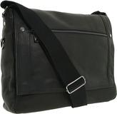 Kenneth Cole Reaction Busi-Mess Essentials - Single Gusset Flapover Messenger Bag Messenger Bags