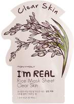 Tony Moly Im Real Rice Sheet Mask