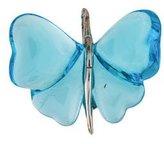 Lalique Crystal Papillon Pendant