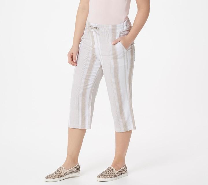 99c26d2436e623 Khaki Capris - ShopStyle