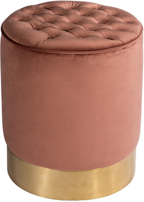 Statements By J Paulette Tufted Ottoman