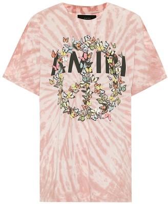Amiri Peace Butterfly cotton T-shirt
