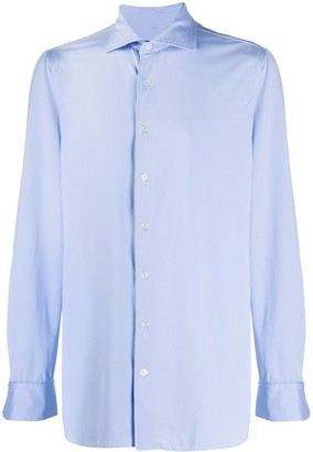 Lardini Striped Slim-Fit Shirt