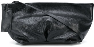 Marsèll Spinone pebbled-effect clutch