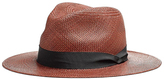 Rag & Bone Panama Hat Brown