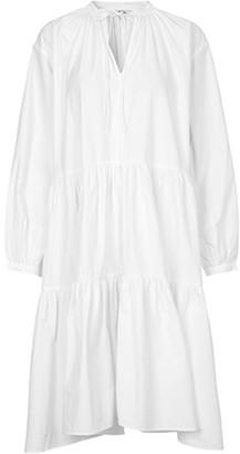 MBYM Oversized White Kizzy Dress - S/M - White