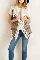 Entro Fringe With Benefits Vest