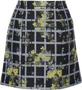 Erdem Adele jacquard mini skirt