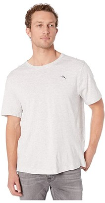 Tommy Bahama Crew Neck T-Shirt (Emberglow) Men's Clothing