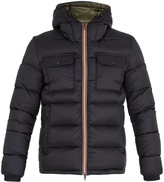 Moncler Morane quilted down coat