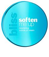 Bliss Soften Me Up Nourishing Cuticle Oil Cream
