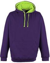 AWDis Hoods Mens Superbright Hooded Sweatshirt / Hoodie (280 GSM) (L)