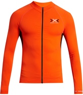 X-BIONIC The Trick® long-sleeved zip-up performance top