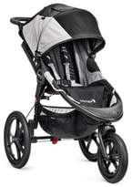 Baby Jogger SummitTM X3 Single Stroller in Black/Grey