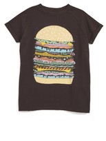 Rock Your Baby Toddler Boy's Cosmic Burger T-Shirt