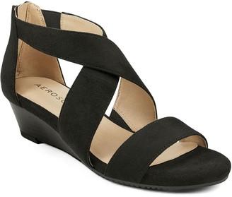 Aerosoles Apprentice Women's Strappy Wedge Sandals