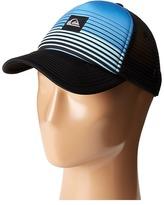 Quiksilver Stripe Block Caps