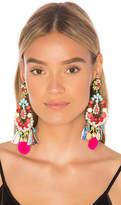 Ranjana Khan Tassel Earrings