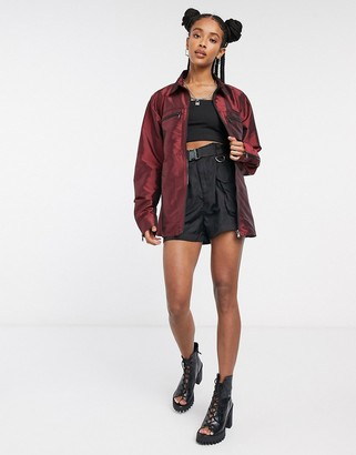 The Ragged Priest bomber jacket