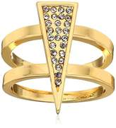 Jules Smith Designs Pavé Triangle Ring, Size 8