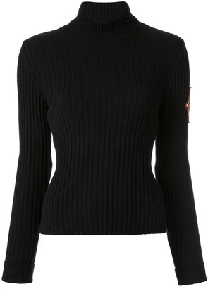 Chanel Pre Owned Long Sleeve Top