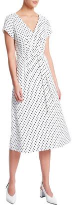 Marcs Seeing Spots Midi Dress